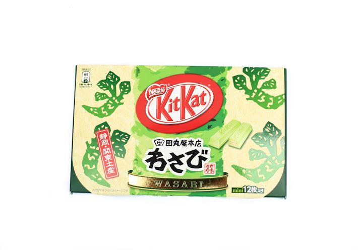 Wasabi Kitkat