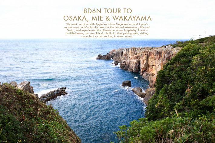 Kansai Tour