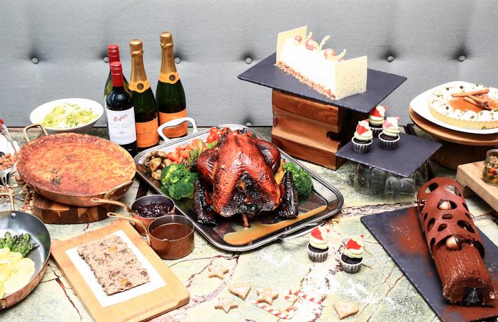 Westin Singapore Christmas Dinner