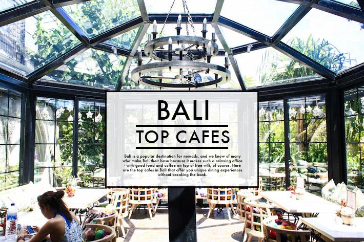 Bali Best Cafes
