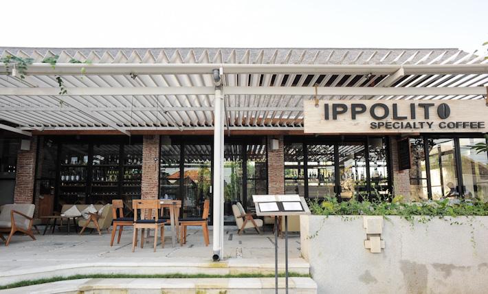 Ippolito Cafe Bali