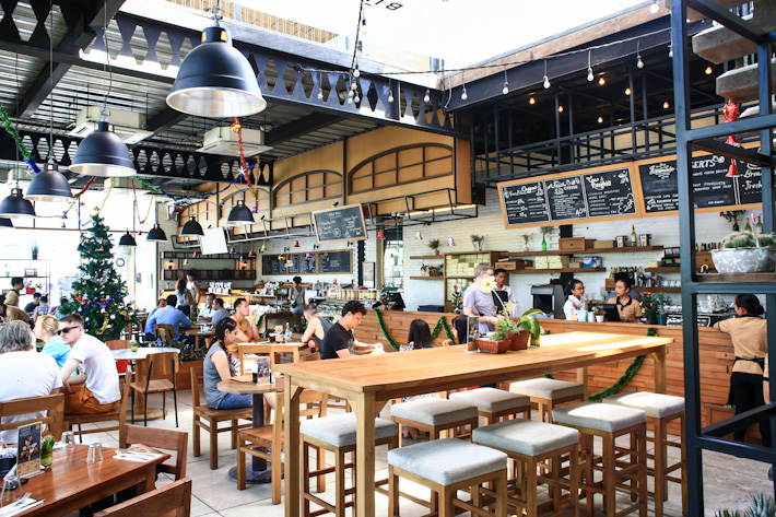 Living Stone Cafe