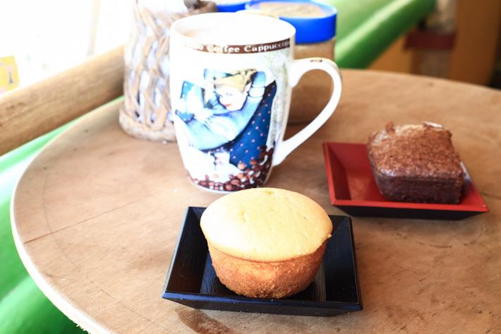 Real Coffee Muffin