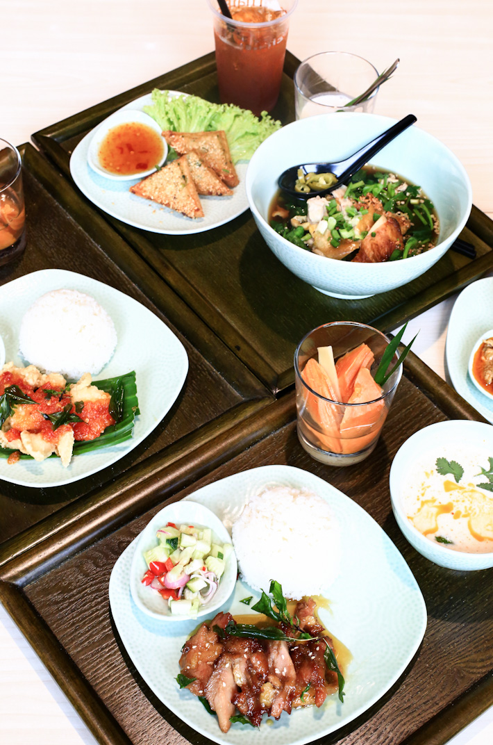 Sanook Set Lunch