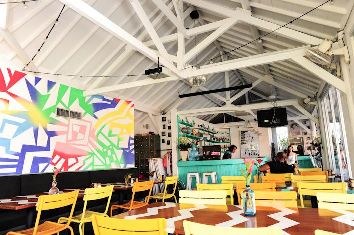 Sea Circus Cafe