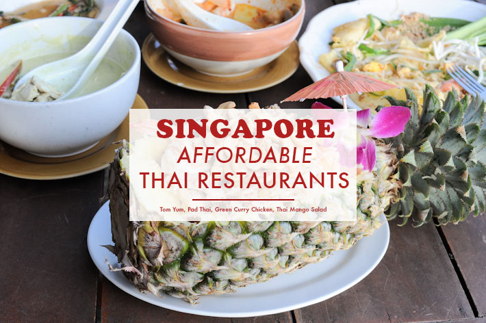 Singapore Thai Restaurants