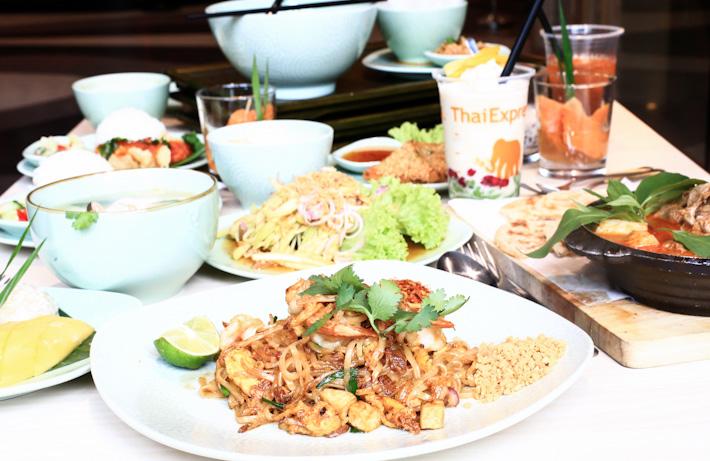 ThaiExpress Restaurant