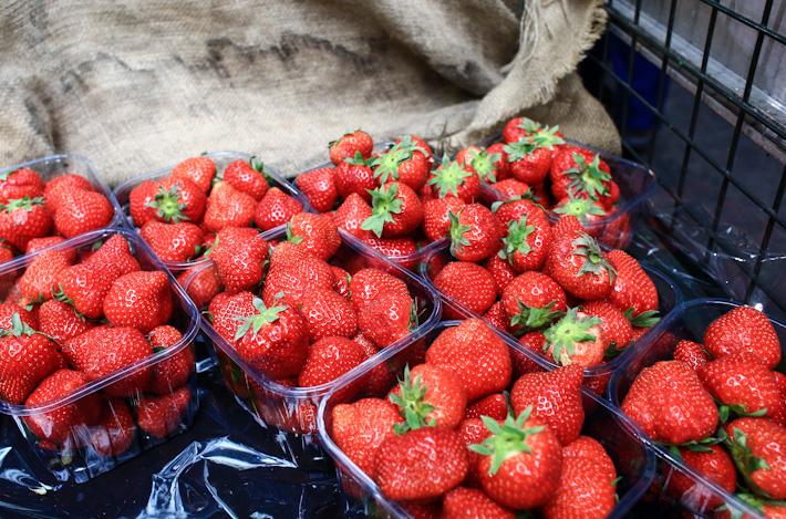 Benefits Strawberries