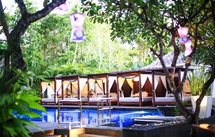 Conrad Suite Pool