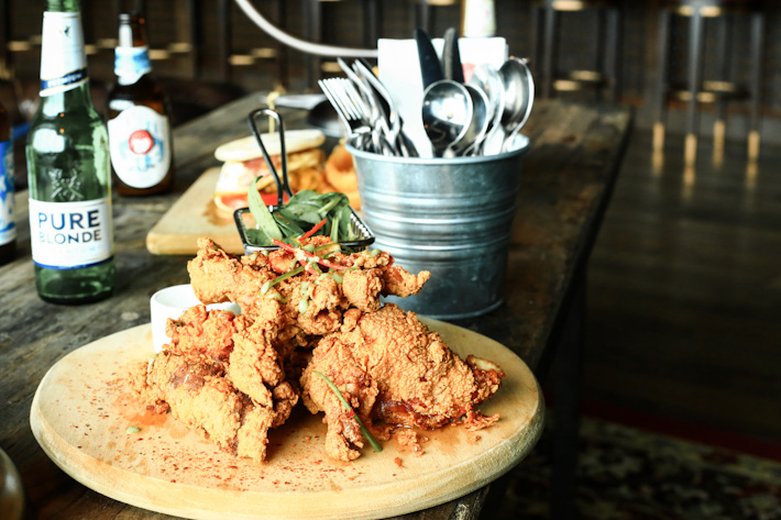 Cook & Brew Fried Chicken