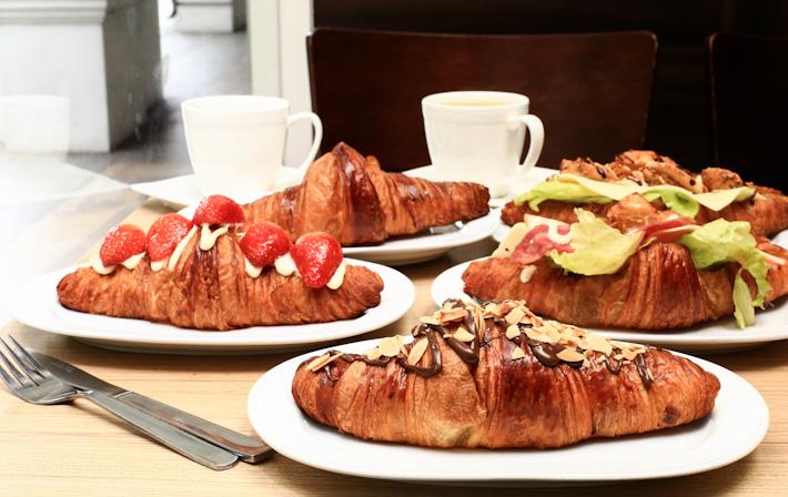 Delifrance Croissants