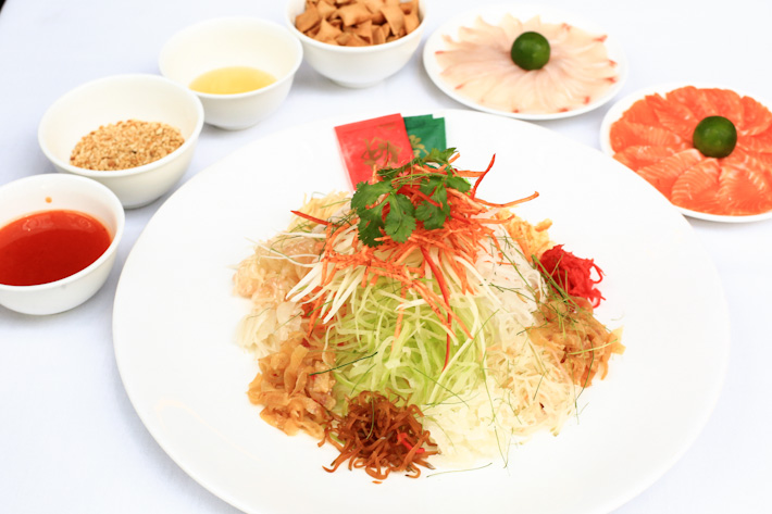 Sustainable Yusheng