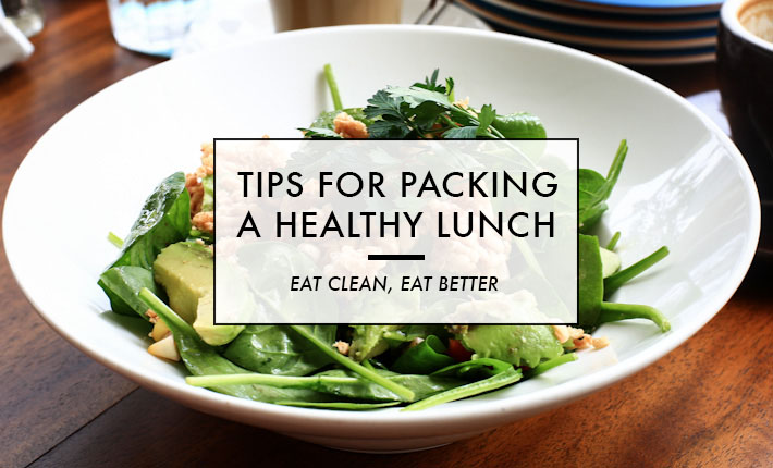Tips for packing lunch
