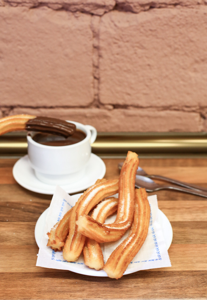 Barcelona Best Churros