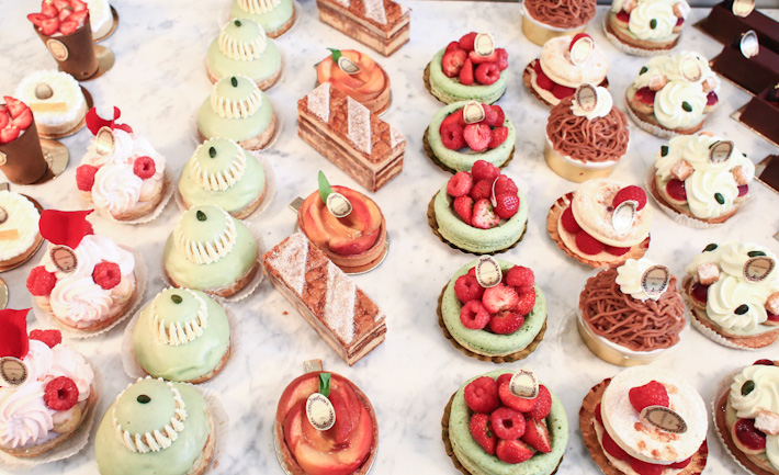 Best Patisseries in the world