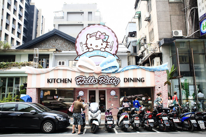 Hello Kitty Kitchen & Dining