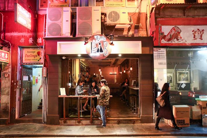 Hong Kong Best Cocktail Bars