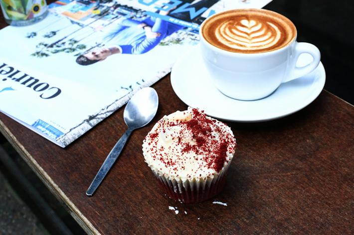 Hummingbird Bakery Red Velvet