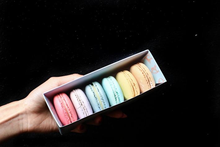 La Belle Miette Macarons
