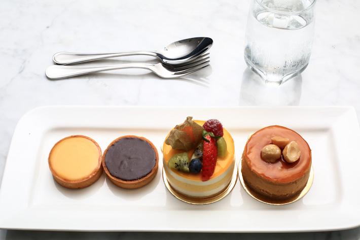 P Bistro Dessert