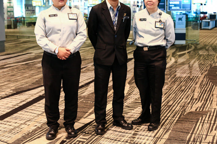 Airport Security Officers