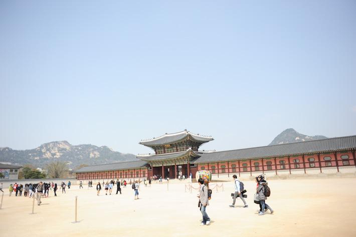 Korea Seoul Palace