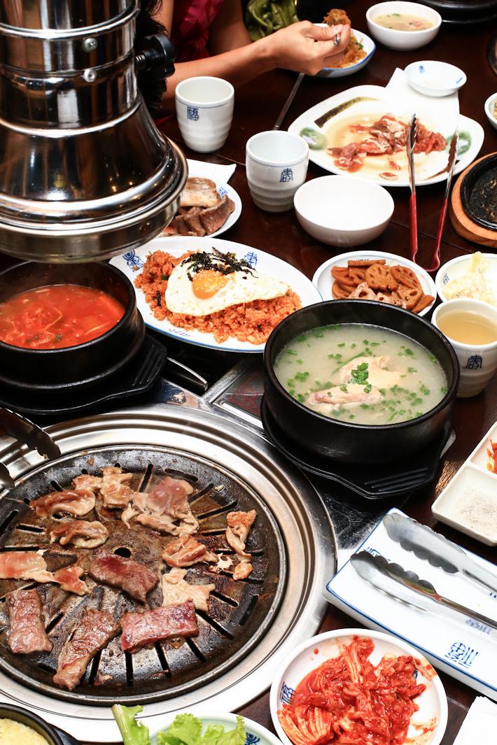 Korean BBQ Singapore