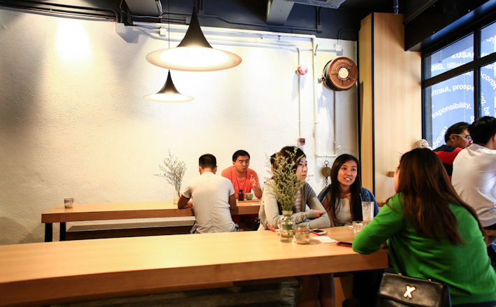 Cupping Room HK