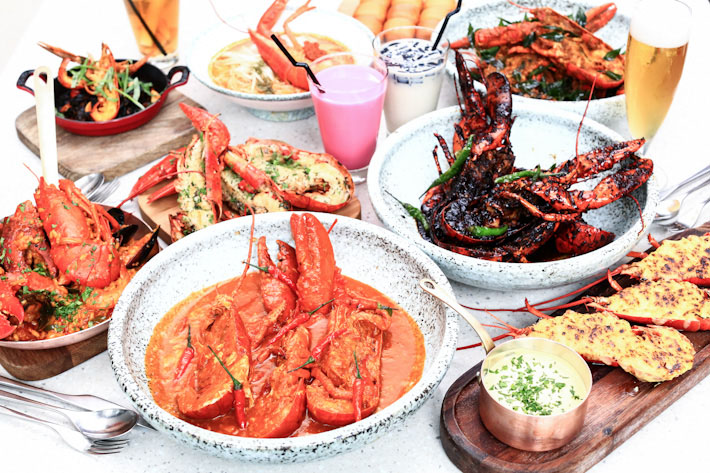 Lime Lobster Buffet