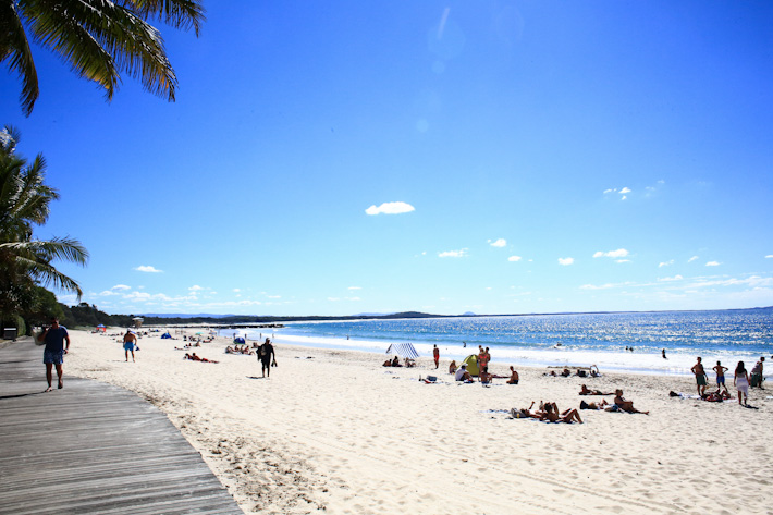 Noosa Beautiful Beach