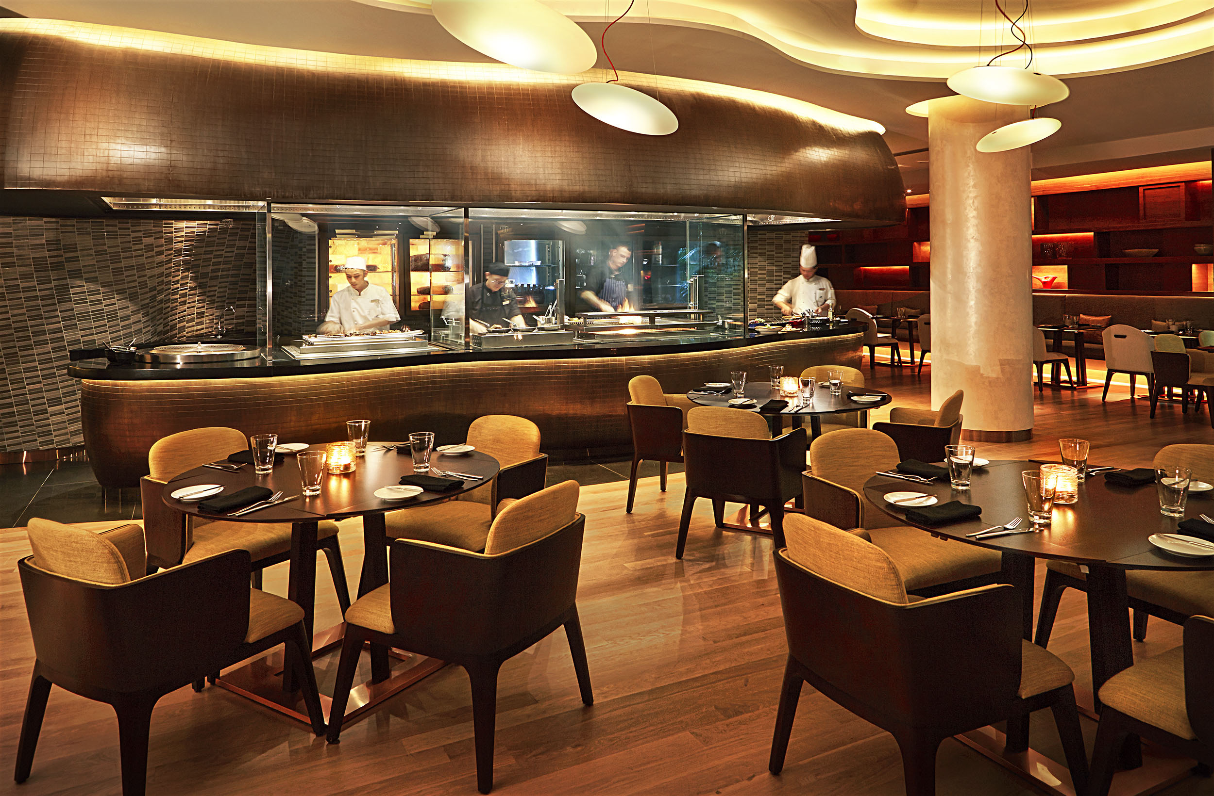 Opus Bar & Grill Singapore