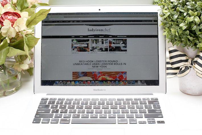 ladyironchef Website