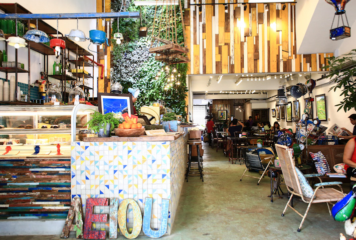 Aeiou Cafe