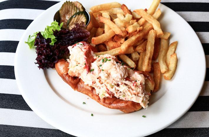 Ed's Lobster Bar Lobster Roll