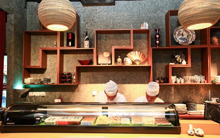 Ginzawa Suhi Bar