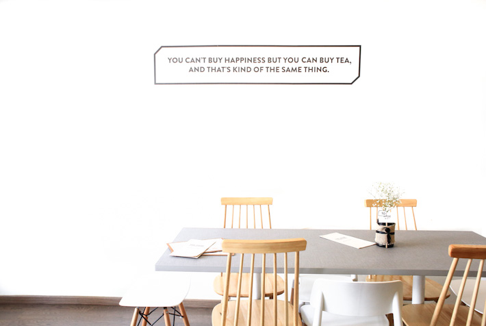 Hyde & Co. - The Perfect Minimalist Cafe