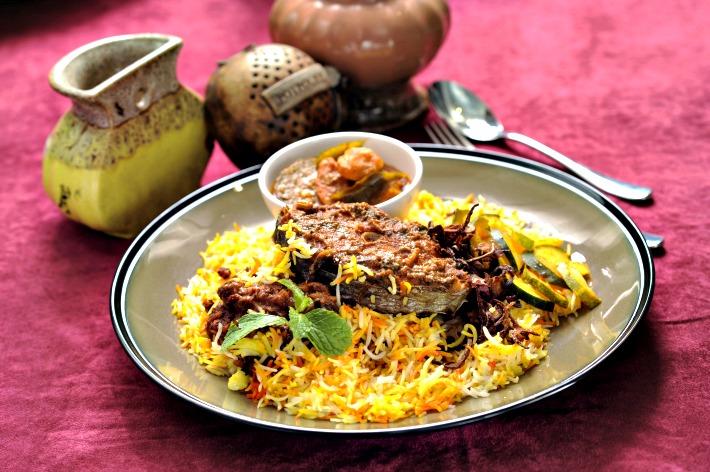 Islamic Restaurant-Fish Beryani