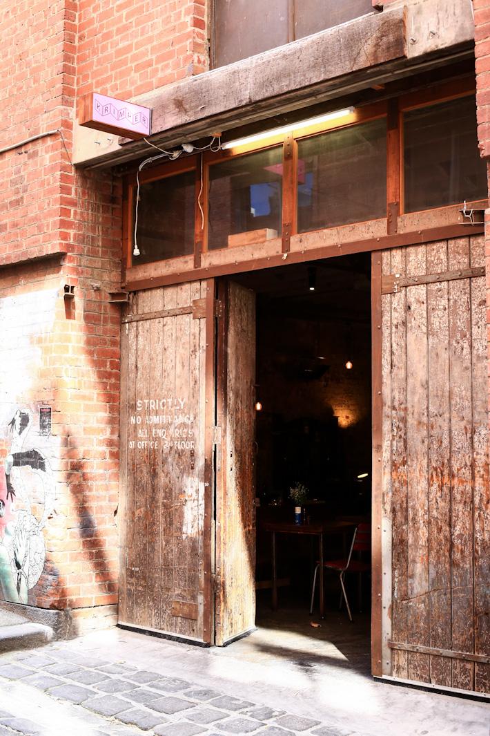 Krimper Cafe