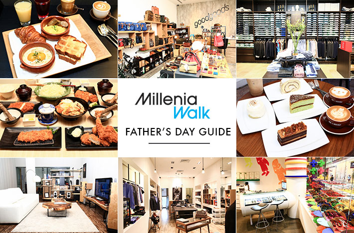 Millenia Walk Father's Day