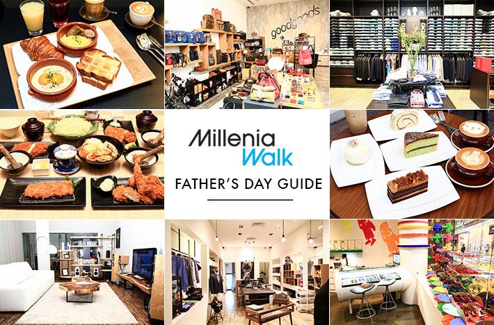 Millenia Walk Father's Day