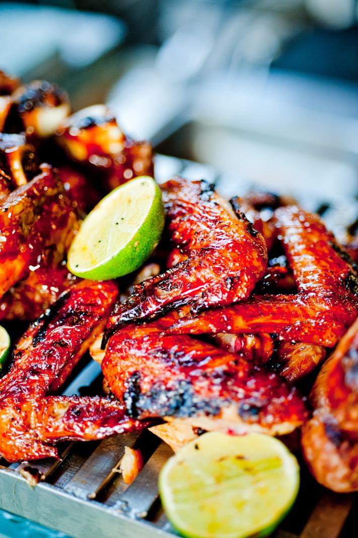 Oasis Chicken Wings