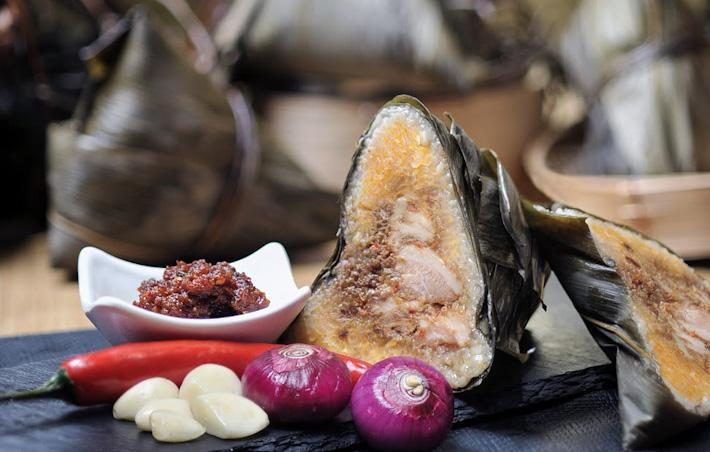Wan Hao Spicy Sambal Rice Dumpling