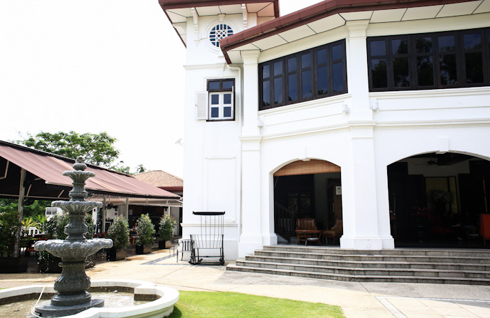 Alkaff Mansion Singapore