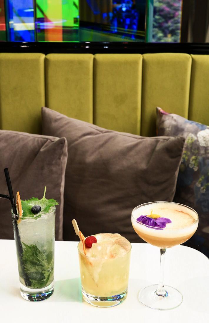 Asian Cocktails