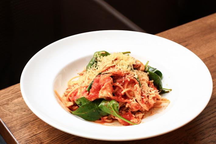 Chicken Pomodoro Pasta