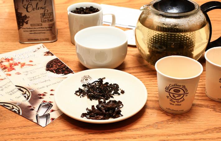 Coffee Bean Tea