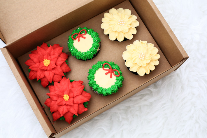 Creme Maison Cupcakes