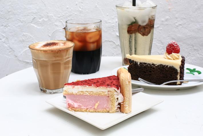 Dispensary Cafe Tiong Bahru