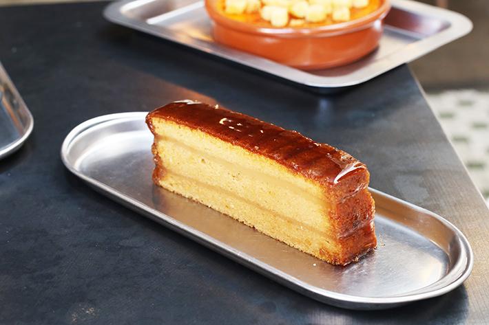 Gula Melaka Cake Sinpopo