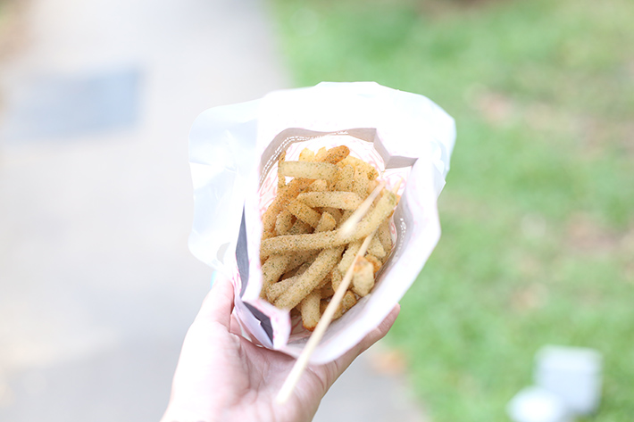 I <3 Taimei Fries
